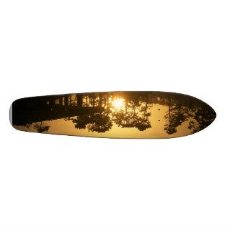 Original Skatebpard do por do sol de Santa Cruz Skates