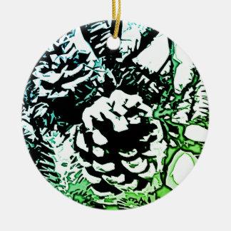 Ornamento 2016 da árvore do Feliz Natal
