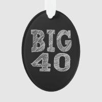 40 GRANDES o quadragésimo aniversário