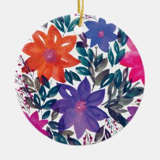 Ornamento abençoado do feriado da época natalícia
