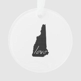 Ornamento Amor New Hampshire
