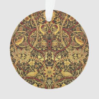 Ornamento Arte floral da tapeçaria de William Morris
