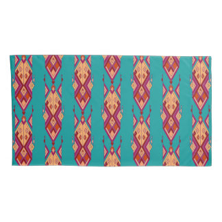 Ornamento asteca tribal étnico do vintage