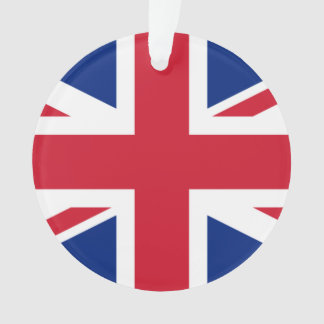 Ornamento Bandeira britânica