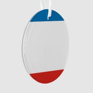 Ornamento Bandeira de Crimeia