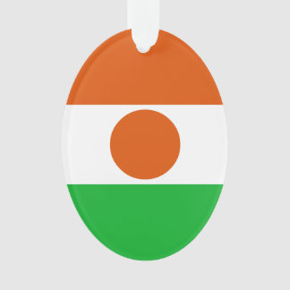 Ornamento Bandeira de Niger