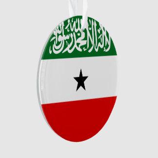 Ornamento Bandeira de Somaliland