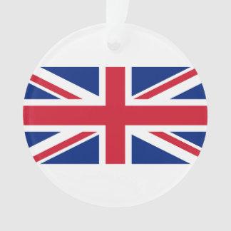 Ornamento Bandeira nacional do Reino Unido Reino Unido,