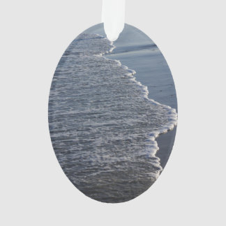 Ornamento Beleza da linha costeira