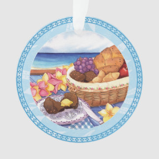 Ornamento Café da ilha - pequeno almoço Lanai
