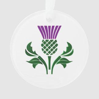 Ornamento Cardo escocês do emblema