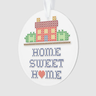 Ornamento Casa doce Home
