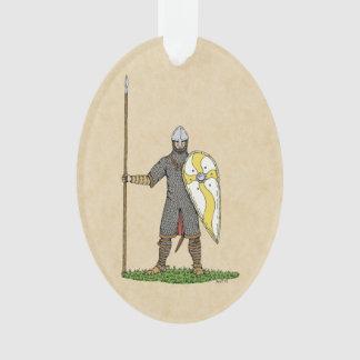 Ornamento Cavaleiro normando, cerca de 1066