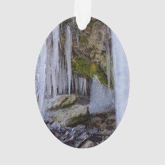Ornamento Caverna do gelo