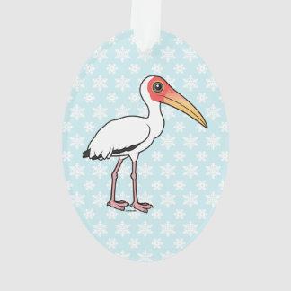 Ornamento Cegonha leitosa de Birdorable