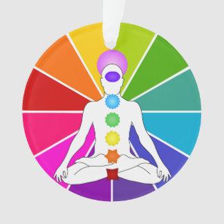 Ornamento Chakra aura alfaia