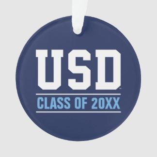 Ornamento Classe de USD   de