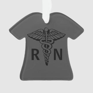 Ornamento Collectible do Natal da enfermeira