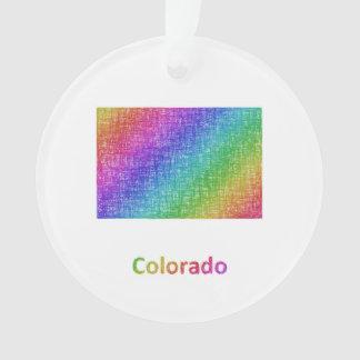 Ornamento Colorado