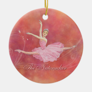 Ornamento comemorativo do balé do Nutcracker