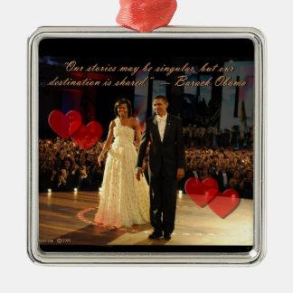 Ornamento compartilhado do prêmio do quadrado do