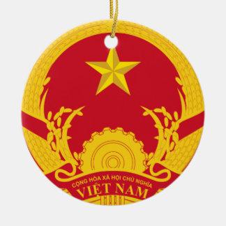 Ornamento da árvore de Natal de Vietnam*