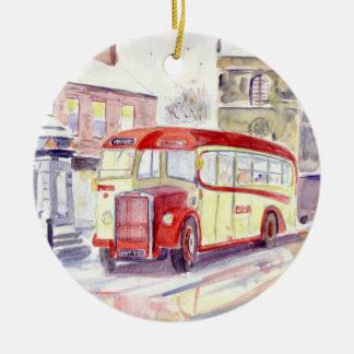 Ornamento da árvore de Natal do tigre de Leyland