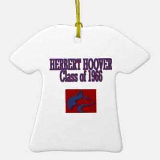 Ornamento da camisa de HHHS
