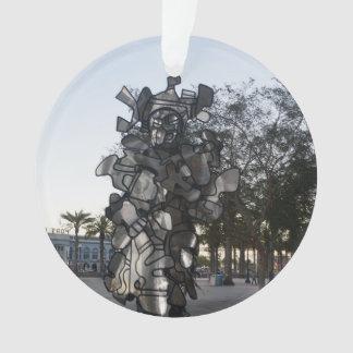Ornamento da escultura #2 de San Francisco