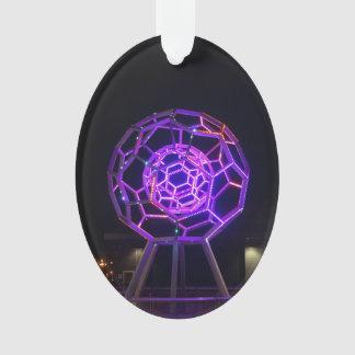 Ornamento da escultura #5 de Buckyball