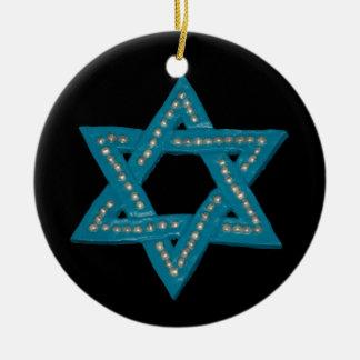 Ornamento da estrela de David