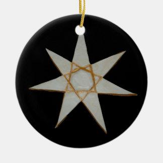 Ornamento da estrela de Elven