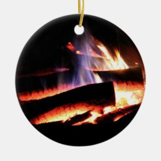 Ornamento da fogueira