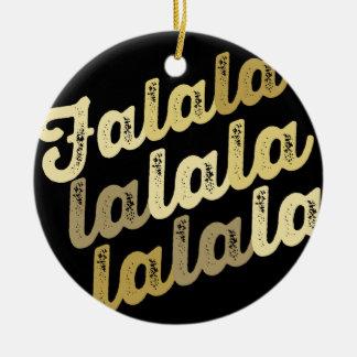 Ornamento da foto do feriado do Natal de