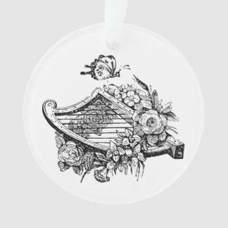 Ornamento da harpa