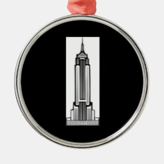 Ornamento da Nova Iorque do Empire State Building