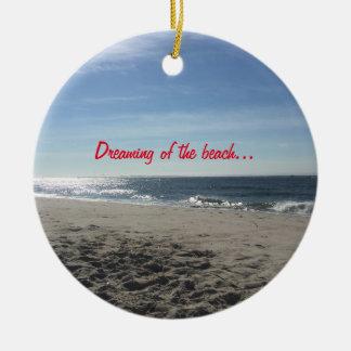 ornamento da praia