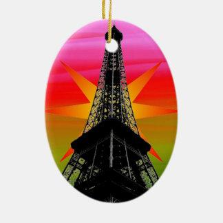 Ornamento da torre Eiffel