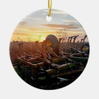 Ornamento da vida da fazenda