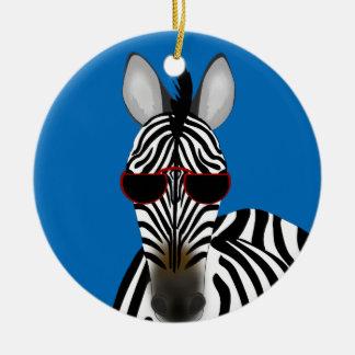 Ornamento da zebra