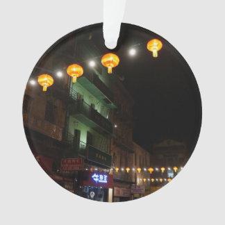 Ornamento das lanternas #3 de San Francisco