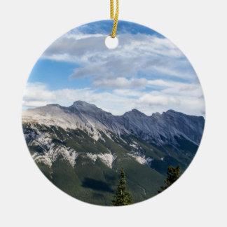 Ornamento das montanhas rochosas