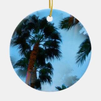 Ornamento das palmeiras