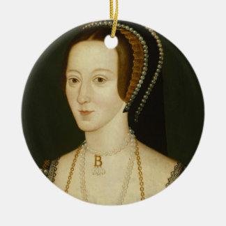 Ornamento de Anne Boleyn e de Henry VIII