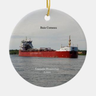 Ornamento de Baie Comeau
