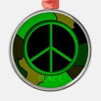 Ornamento de Camo da paz