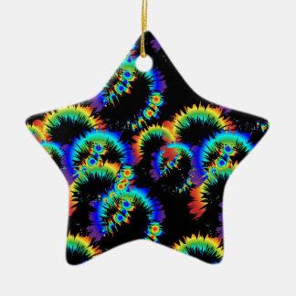 Ornamento De Cerâmica радужныекольцаббу