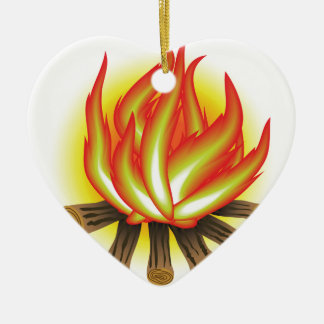Ornamento De Cerâmica 109Fire _rasterized