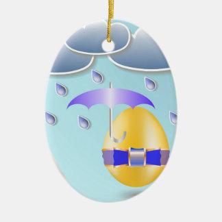 Ornamento De Cerâmica 146Easter Egg_rasterized