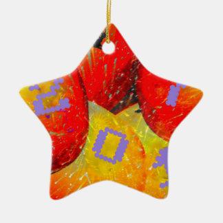 Ornamento De Cerâmica 2017 anos novos